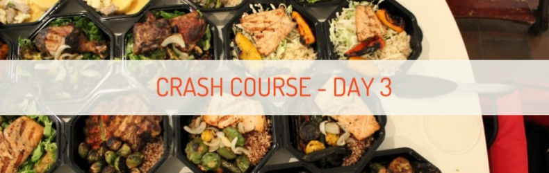 Meal Prep Crash Course – Day 3: PLATE